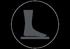 Icon-feet-flat