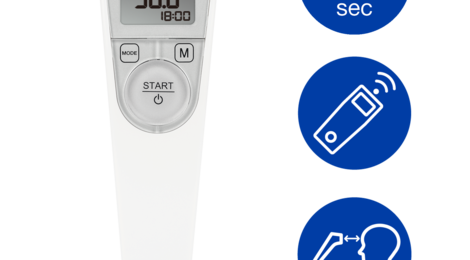 Why you should measure body temperature - Microlife AG