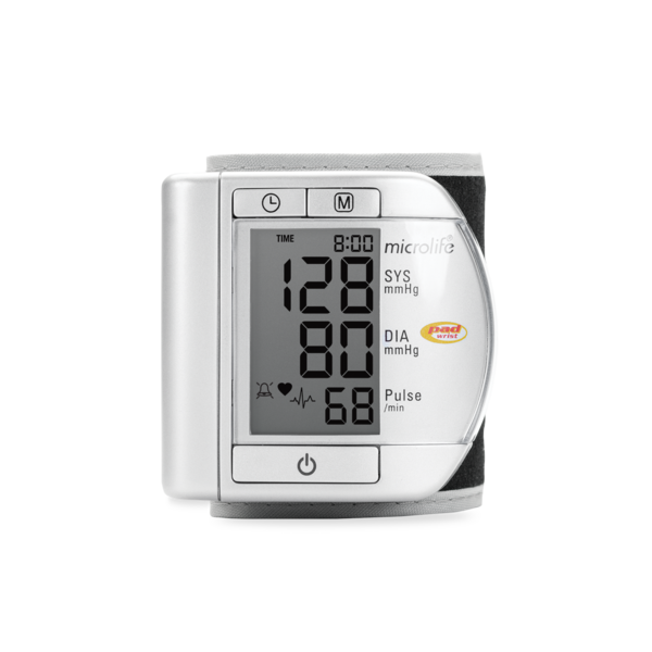 Welby Wrist Blood Pressure Monitor Manual