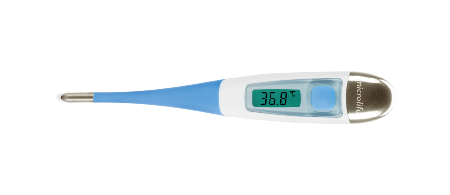 World's First Antimicrbial Thermometer Microlife MT 410