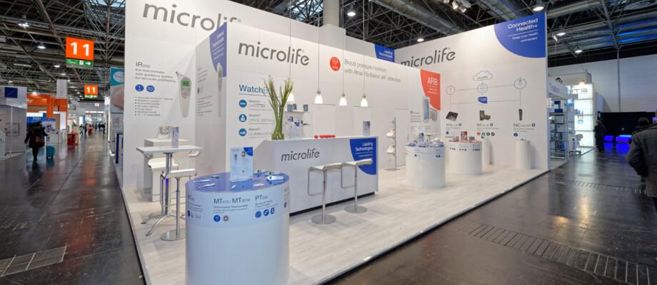 Microlife, Medica 2018 - Microlife AG